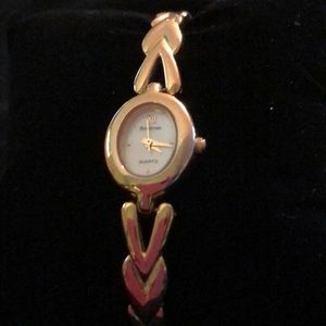 Armitron Gold watch. Excellent used condition.